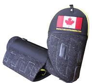 Durable Protection Training Bite Sleeve for Pitbull - Canadian Pride