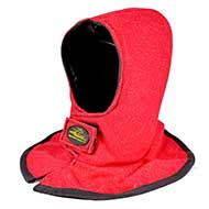 French Linen 'Head Security' Protector for Pitbull Training