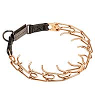 'Briar Patch' Pit Bull Curogan Dog Pinch Collar