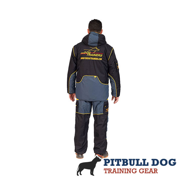 Train your Canine in Light and Durable Suit