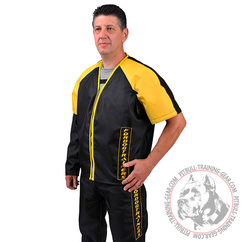 Buy Nylon Protection Scratch Pants Pitbull Training