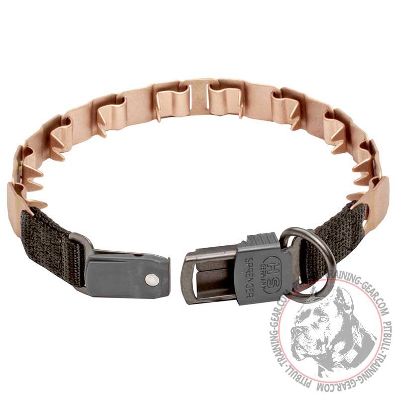 Buy Curogan Neck Tech Dog Collar for training Pit Bull ...
