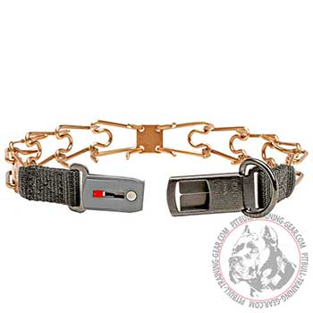 Curogan Pitbull Prong Collar for Pit Bull, excellent quality