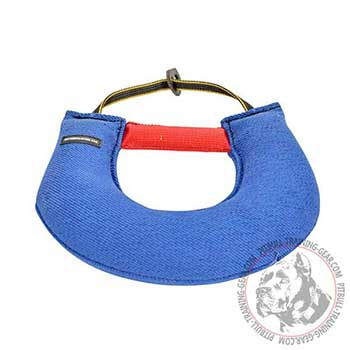 Dog bite tug for Pitbulls, strong French linen